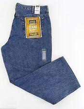 Wrangler L32 stonewashed Herren-Jeans mit mittlerer Bundhöhe