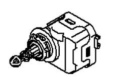 Mazda Mx5 Mk1 Faros Manual Nivelador Tornillo de ajuste y enchufe Set Con Resorte