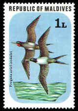 Scott # 691 - 1977 - ' Birds ', Lesser frigate birds