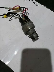 65 Buick wildcat ignition switch