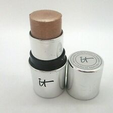 It Cosmetics Hello Light Cooling Glow Highlighting Stick ~ Brilliant Copper Rose