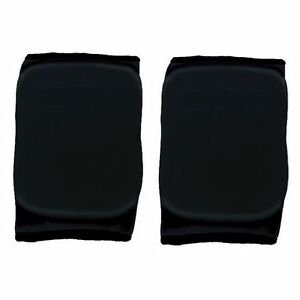 Dance KNEE Pads Black for Acro and Jazz Modern contemporary 16 pairs