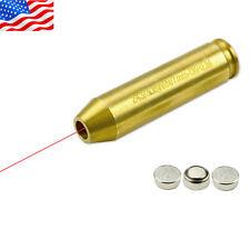 US New 308 7.62x51mm .243 7mm-08 Remington Caliber Cartridge Laser Bore Sighter