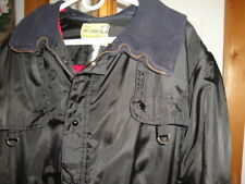 Vintage Black Ski-Doo Instructor Jacket
