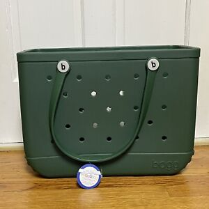 """NWT Original X Large Bogg Bag XL """"on the hunt for a GREEN Bogg""""  Fast Shipping"""