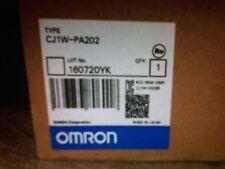 FUENTE OMRON   CJ1W-PA202   NUEVA PRECINTADA  CJ1WPA202 PLC  AUTOMATA  SPS