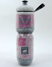 Polar Bottle Sport Insulated 24 oz Water Bottle - Island Blossom Pink