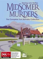The Midsomer Murders - Complete Tom Barnaby Collection (DVD, 2016, 47-Disc Set)