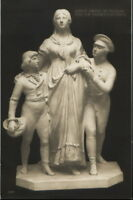 Kunst AK 1910/20 Skulptur Queen Louise de Prussia AK alte Postkarte