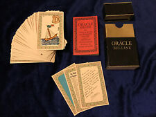 Carte tarot divinatoire - Oracle Belline FR 1986 # cartomancie