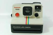 Vintage  CLASSIC POLAROID 1000 SuperColor INSTANT CAMERA , work