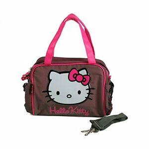 Sanrio Hello Kitty Handtasche Schultertasche Tasche  fuchsia