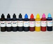 9X100ML Sublimation refill Ink for EPSON SC P600 Printer for heating press CISS