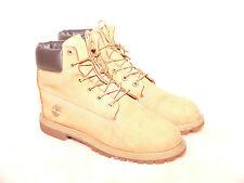 Timberland AF 6 Inch Premium Boots Wheat Nubuck Men's 7 M 12909 100%