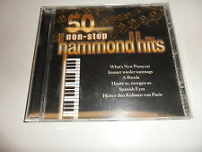 CD 50 Hammond Hits non stop