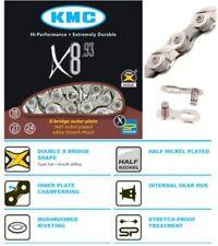 Componentes y piezas gris universal KMC para bicicletas