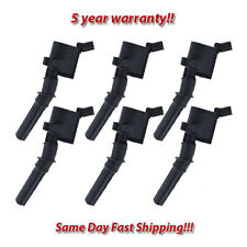 OEM Quality Ignition Coil 6PCS. for 1997-2017 Ford, Lincoln, Mercury 5.4L 6.8L