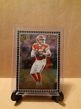 2019  Donruss         Patrick Mahomes II        Action Packed Foil Card