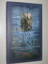 The Admiral Game - Firebrand John Pearce Series-David Donachie