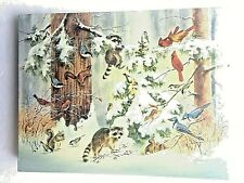 Forest Gathering Birds Forest Puzzle Barth National Wildlife Federation 550