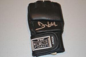 UFC MMA Legend Frank Mir autographed signed MMA glove