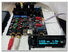 NEW es9018 DAC support I2S input USB DSD decoder w/ remote control high quality