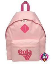 GOLA BABY PINK GIRLS BACKPACK RUCKSACK SCHOOL SHOULDER BAG NEW *