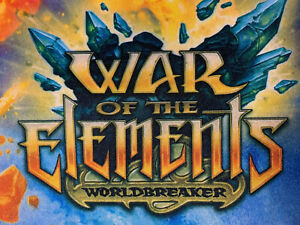 World of Warcraft WoW TCG War of the Elements Set Rares/Epics CHOOSE YOUR CARDS!