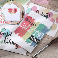 Pack of 48 General Birthday Cards Male or Female Boy or Girl Man or Woman AU