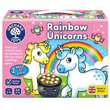 Rainbow Unicorn by Orchard Toys 3+