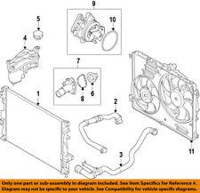 LAND ROVER OEM 12-17 Range Rover Evoque Radiator-Upper Hose LR094509