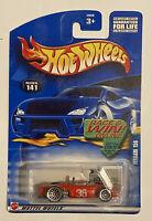 2002 Hotwheels Ferrari 156 Race Car! Very Rare! Mint!