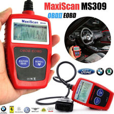 Universal Car Diagnostic scanner OBDII EOBD CAN Scan Tool Auto Error Code Reader