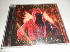 CD  Masters of Chant von Gregorian