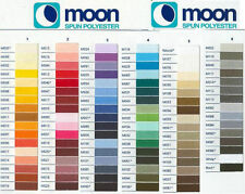 Moon Threads by Coats150 shades The Full Range. General sewing and quilting