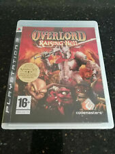 PS3 - OVERLORD  RAISING HELL - SANS NOTICE