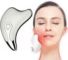 Electric Vibration Beauty Board Face Lifting Anti Wrinkle Massager Whale Shape
