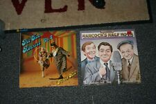 TWO RONNIES VOLUME 2 AND HANCOCK'S HALF HOUR LP RONNIE BARKER RONNIE CORBETT