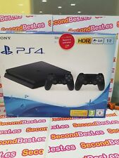 Consola Sony PlayStation 4 1TB CUH-2216B Negro Segunda mano