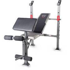 CAP Strength Standard Bench with Full Leg Developer and Preacher Pad