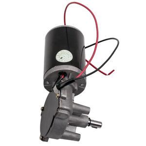 24V DC gear motor Moteur de gril de fenêtre d'opérateur de porte 30Nm 24V DC