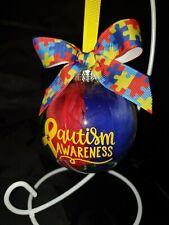Autismo Christmas Bauble-Autismo Consapevolezza-Regalo di Natale-Autismo regalo #8