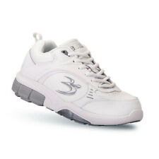 Gravity Defyer G Defy Men's Extora II White Athletic Shoes Size 11.5 W