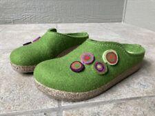 HAFLINGER® Wool Clogs size 39