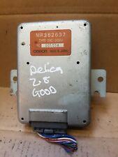Mitsubishi Delica L400 ECU relay MR362637 OMRON G8C-309M 2.8 4M40 1994 1995 1996