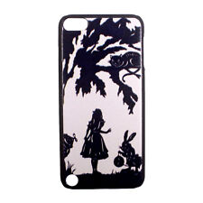 Alice in Wonderland Cat Rabbit Hard Case Cover for iPod Touch 5 5th genration