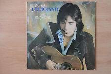 """Jose Feliciano AUTOGRAFO SIGNED LP-COVER """"ME ENAMORE"""" vinile"""