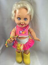 1990 L.G.T.I Baby Face Doll #8