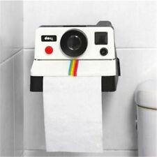 Camera Shape Tissue Box Bathroom Toilet Roll Paper Holder Polaroid Inspired Case