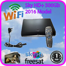BOX Sky HD Plus PVR 500 GB Recorder costruito in WiFi migliori su eBay Freesat DRX890W